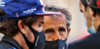 Fernando Alonso Alain Prost, racingline.hu