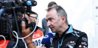 Paddy Lowe, racingline