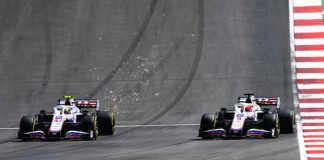 Mick Schumacher, Nikita Mazepin, racingline
