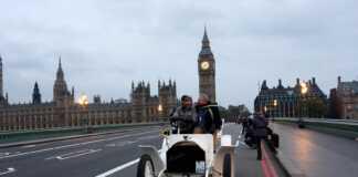 Mercedes-Simplex, Nigel Mansell, Mike Penning, london
