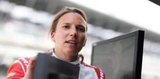 Simona de Silvestro, Paretta Autosport, Indy 500, racingline.hu