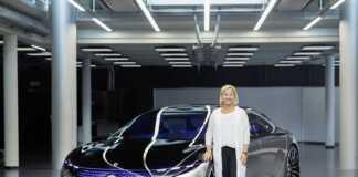 Britta Seeger, Daimler, Mercedes