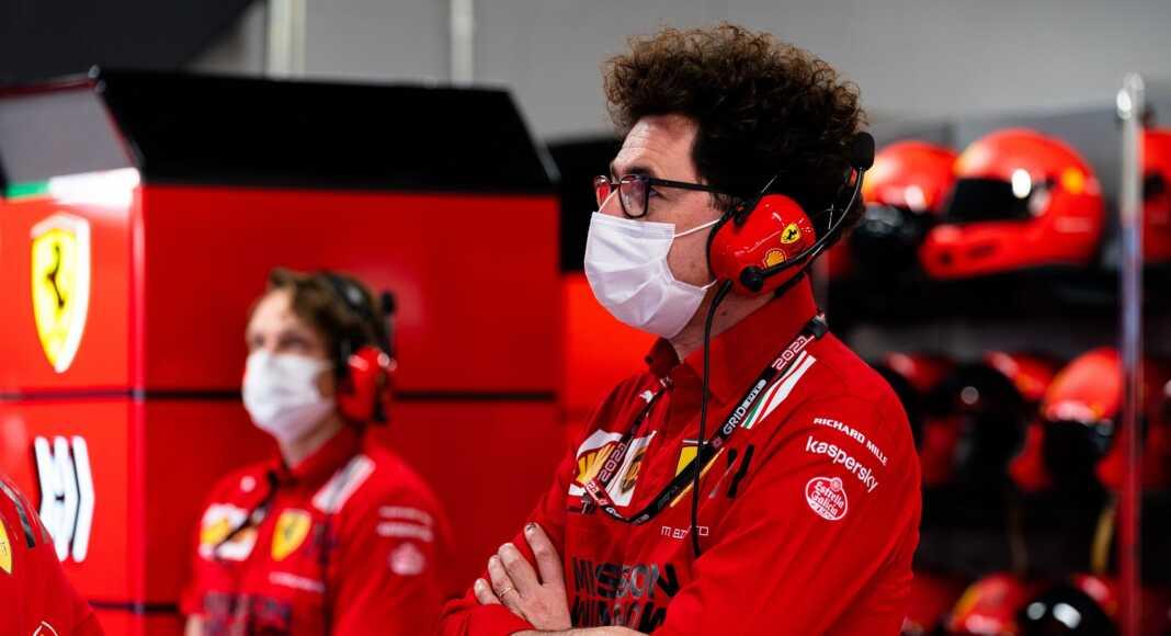 Mattia Binotto, Ferrari, racingline.hu