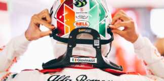 Antonio Giovinazzi, Alfa Romeo, racingline.hu