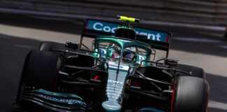 Sebastian Vettel, Aston Martin, AMR21