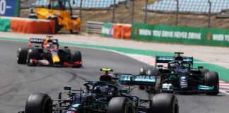 Valtteri Bottas, Max Verstappen, Lewis Hamilton, racingline