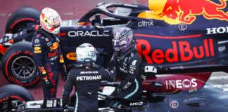 Hamilton, Bottas, Verstappen