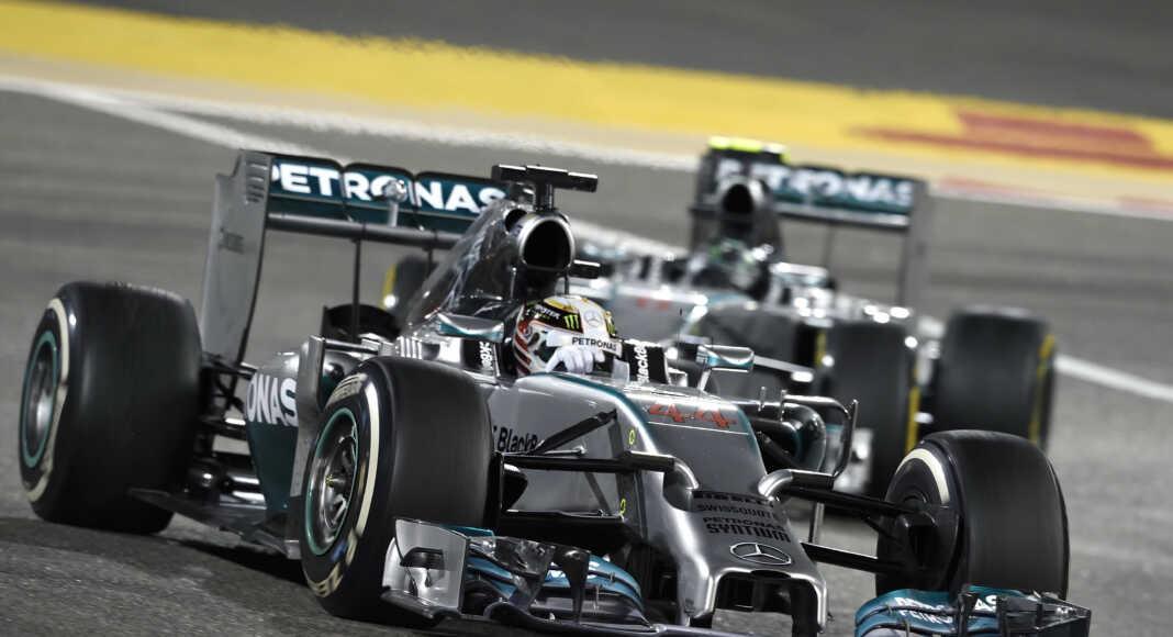 Mercedes, Lewis Hamilton, Nico Rosberg