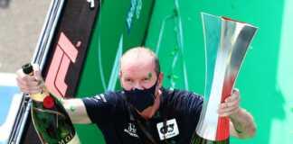 Graham Watson, csapatmenedzser