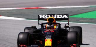 Max Verstappen, Red Bull, RB16B