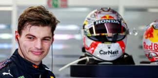 Max Vertsappen, Red Bull, racingline