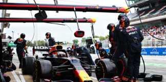 Max Verstappen, Red Bull, Spanyol Nagydíj, racingline.hu