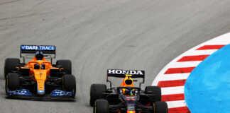 Daniel Ricciardo, Sergio Pérez, Red Bull