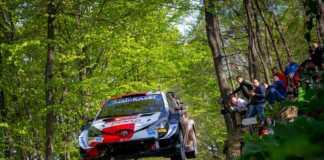 Toyota Portugál Rally