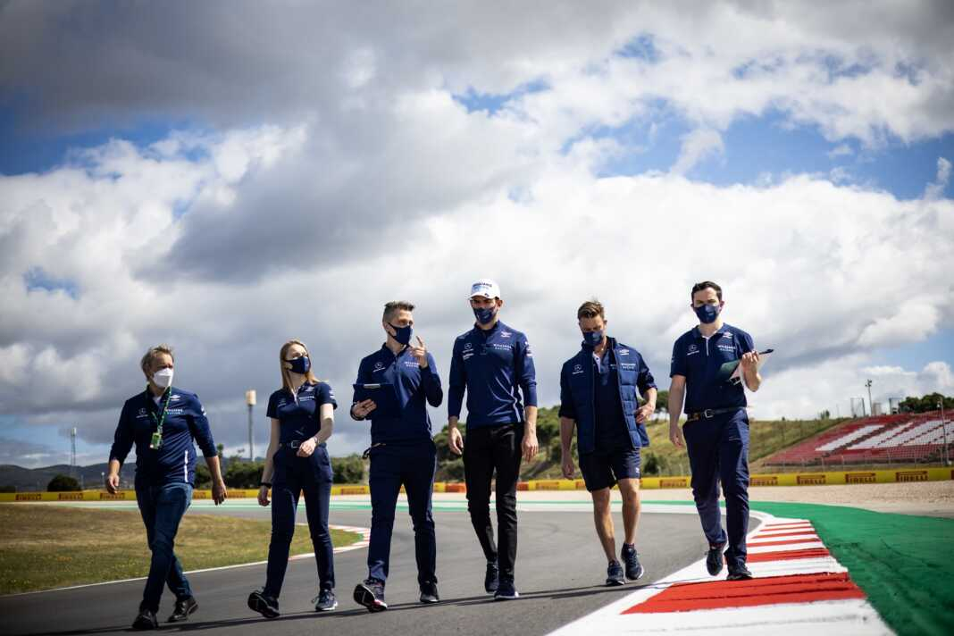 Nicholas Latifi, Williams, F1
