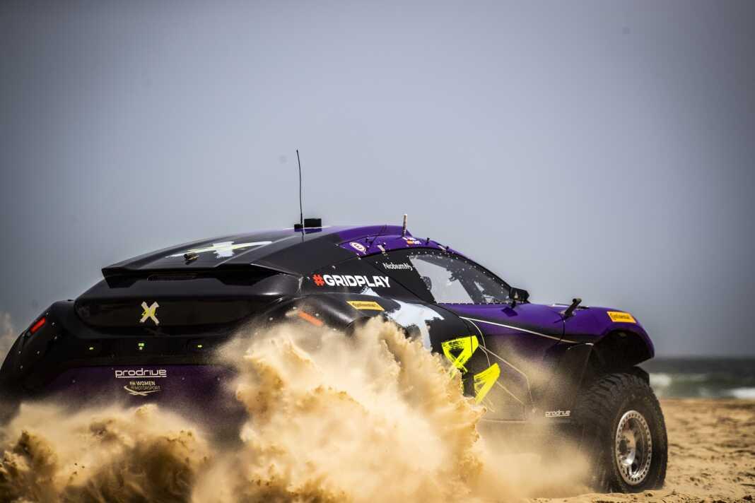 X44 (Hamilton), Extreme E, racingline.hu