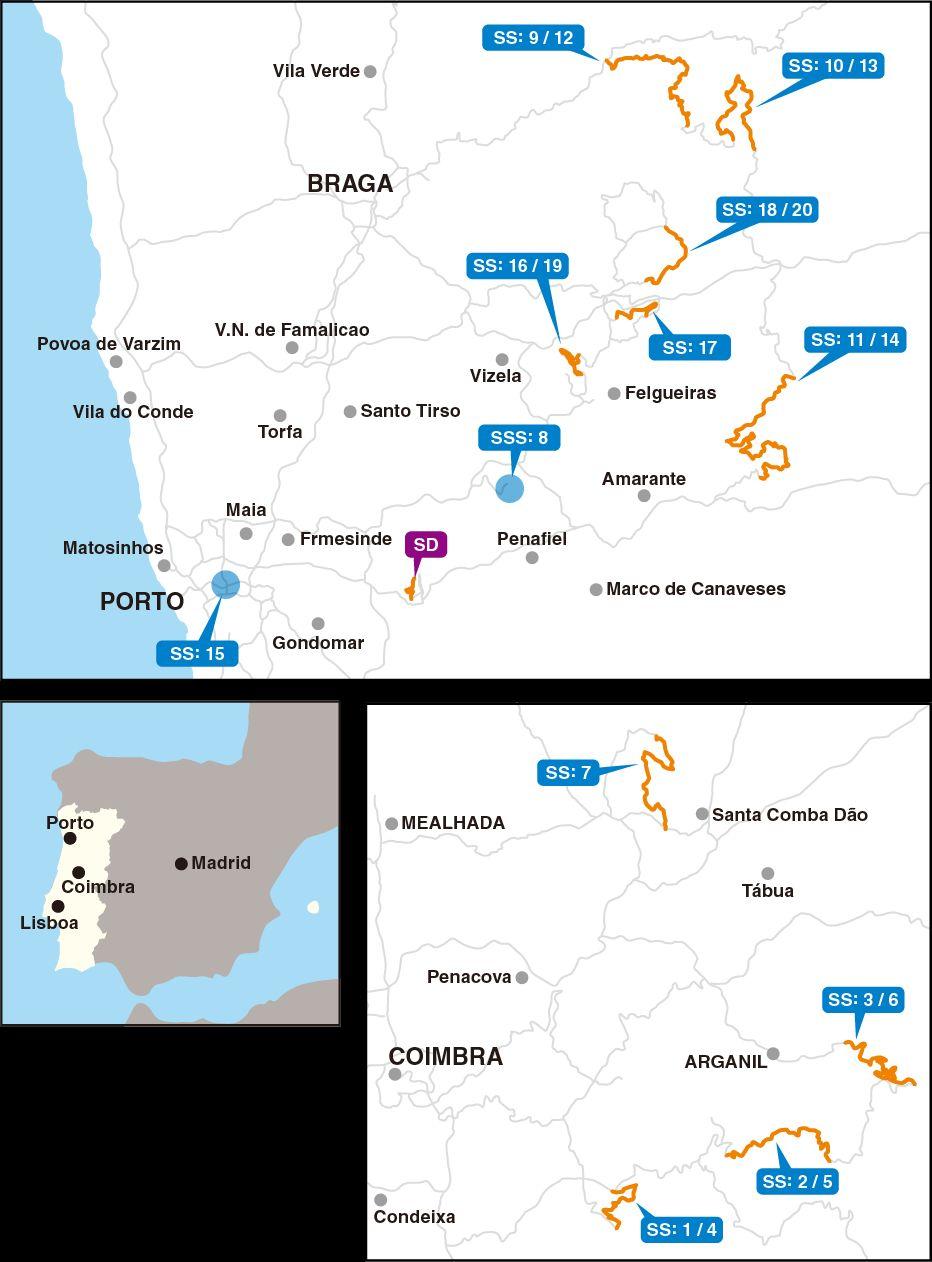 Portugál Rally 2021