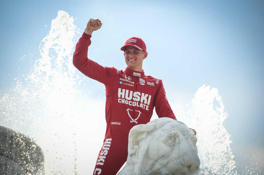 Marcus Ericsson, IndyCar