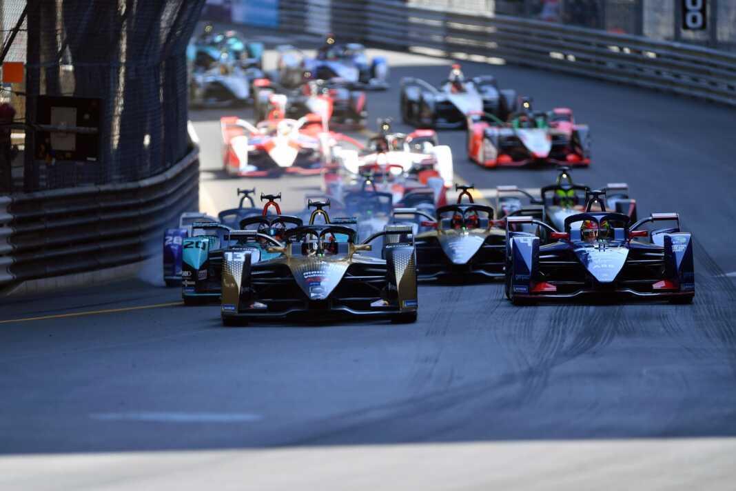 start, Formula E, Monaco ePrix, racingline.hu
