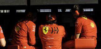 Ferrari, Carlos Sainz Jr.