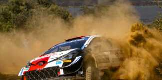 Safari WRC Ogier