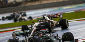 Lewis HAmilton, Romain Grosjean, F1, racingline