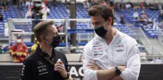 Christian Horner, Toto Wolff, Red Bull, Mercedes