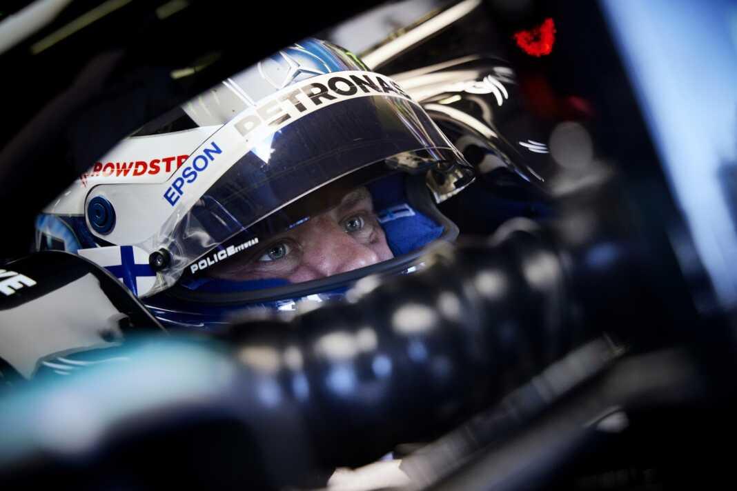 Valtteri Bottas, Mercedes, versenybírákat
