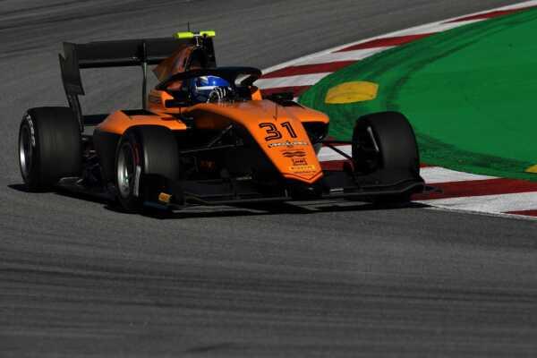 Matteo Nannini, Campos Racing, Formula 3, racingline.hu