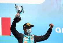 Matteo Nannini, racingline.hu