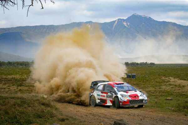 Safari WRC