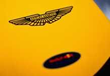 Red Bull, Aston Martin