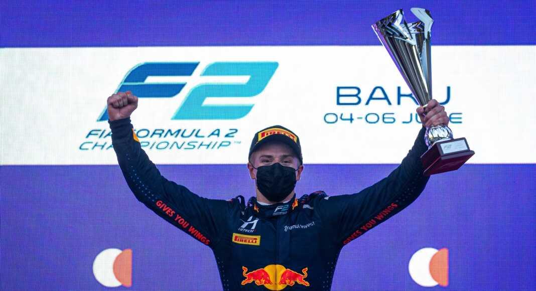 Jüri Vips, Red Bull, Baku