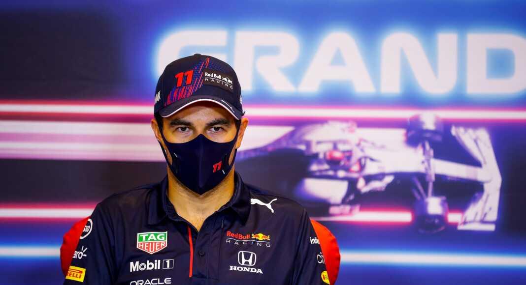 Sergio Pérez, Red Bull