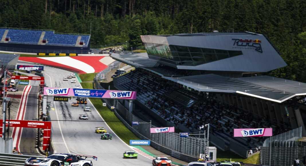 ADAC GT Masters, osztrák