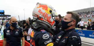 Verstappen, Red Bull, racingline