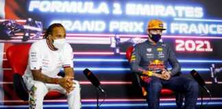 Lewis Hamilton, Max Verstappen, Mercedes, Red Bull