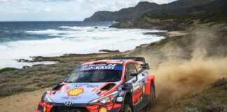 Sordo WRC