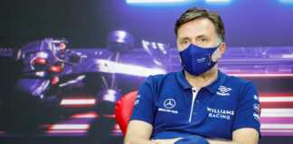 Jost Capito, Williams, racingline.hu