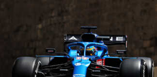 Fernando Alonso (ESP) Alpine F1 Team