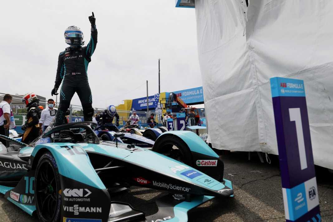 Sam Bird, Jaguar, Formula E, racingline.hu