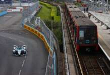 ExCeL, London E-Prix, Formula E, racingline.hu, FIA Formula E