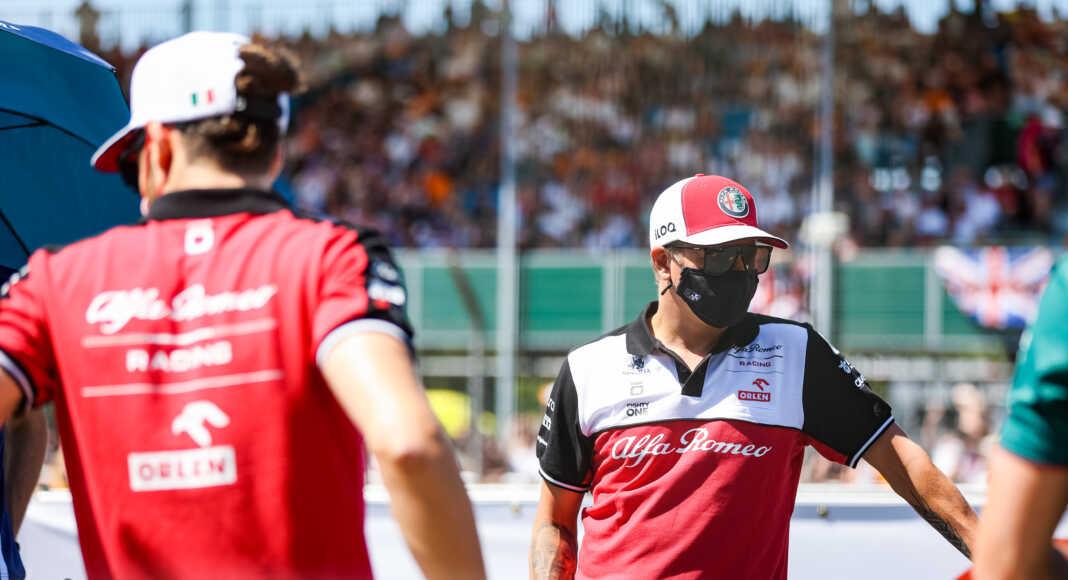 Kimi Räikkönen, Antonio Giovinazz, Alfa Romeo