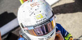 Norris, racingline