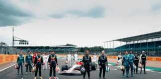 F1 2022 Car plus grid
