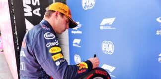 Verstappen, pole-pozíció, racingline