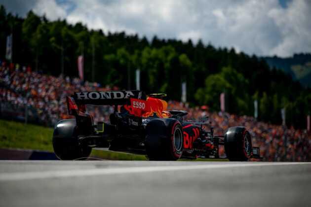 Red Bull Racing, Honda