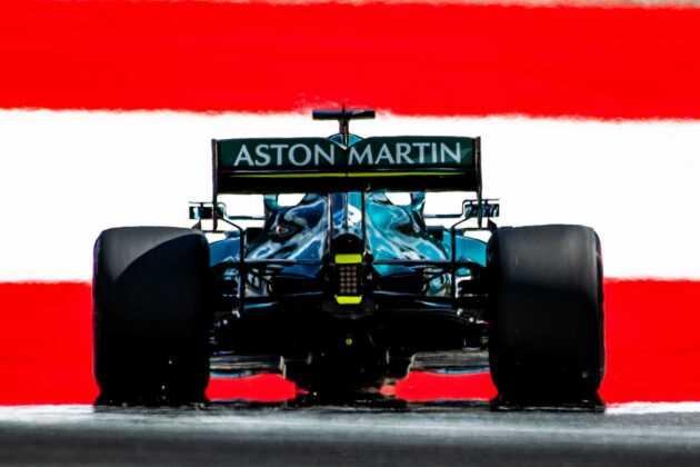Aston Martin, Ausztria