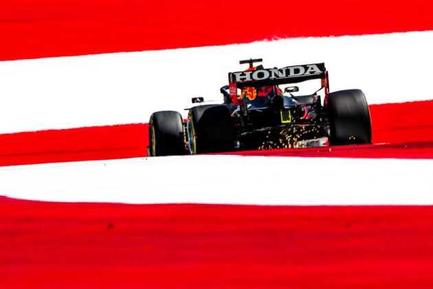 Red Bull, Ausztria