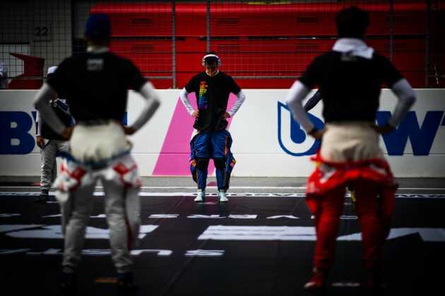 Daniel Ricciardo, End Racism
